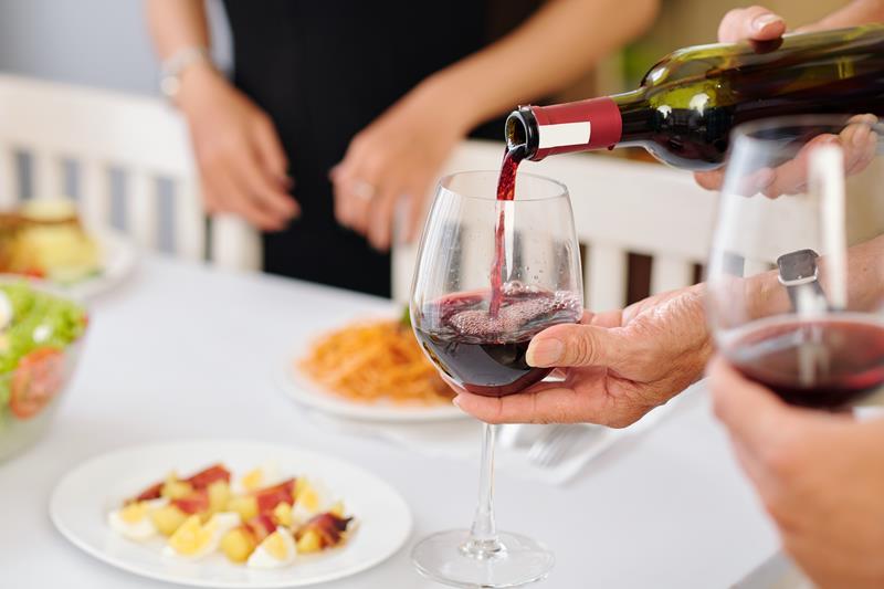 Czerwone wino, czyli klasyka gatunku