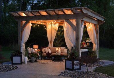 Przyjęcie w ogrodzie - jak urządzić ogród łatwo zorganizować w nim imprezę?