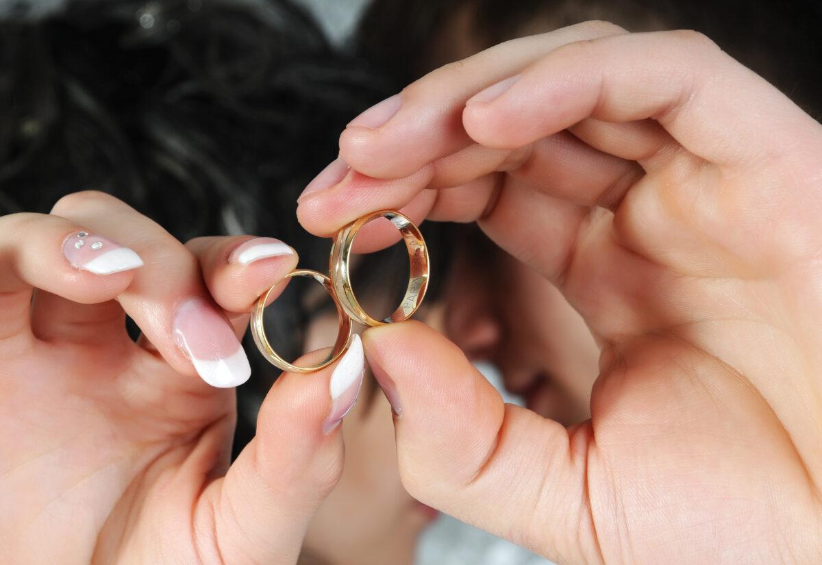 Obrączki nie tylko na ślub