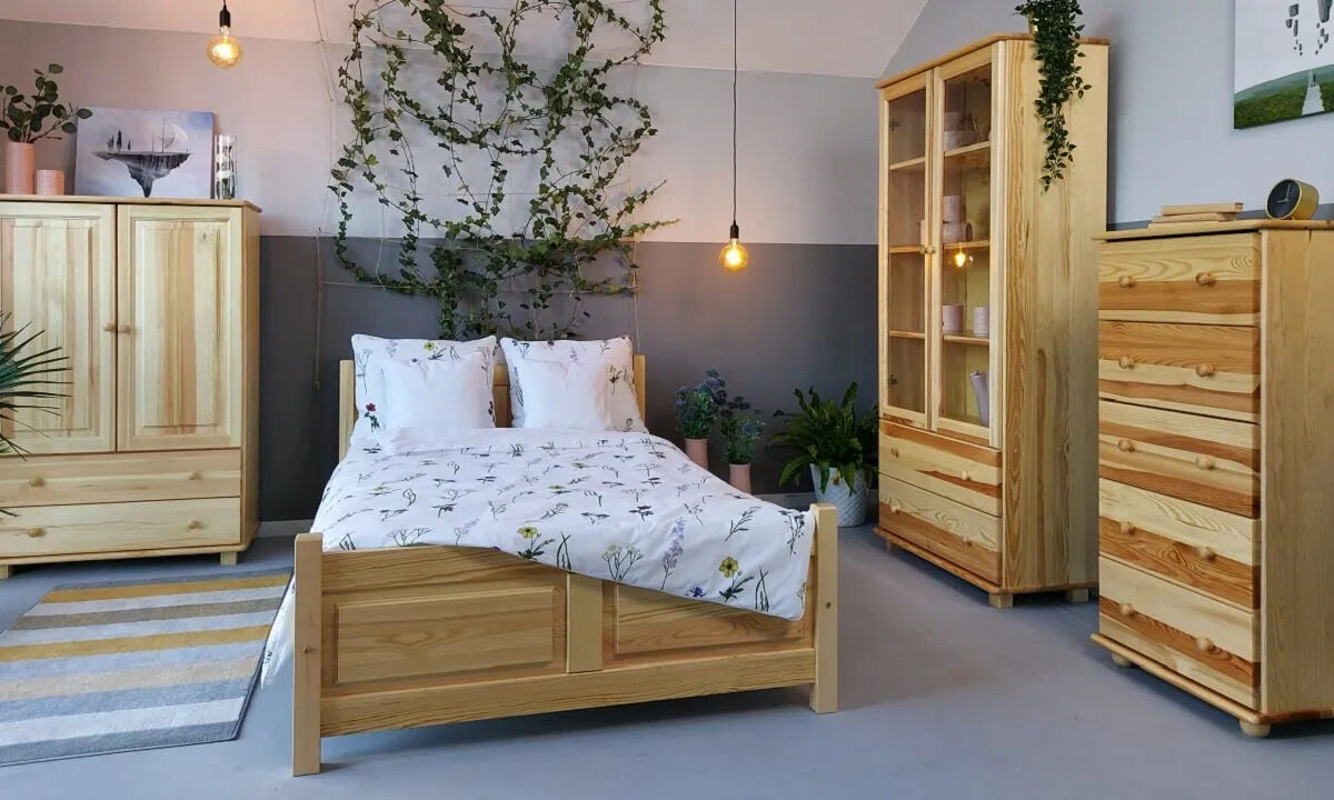 Łóżka sosnowe dla każdego