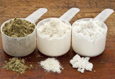 Czy warto wybrać białko wegańskie dla sportowców?