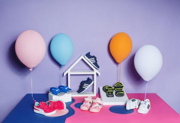 Obuwie dla dziecka na letnie dni - wygoda dla małych stóp