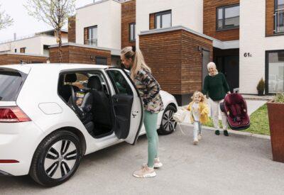 Jak wybrać fotelik samochodowy 0-13 kg?