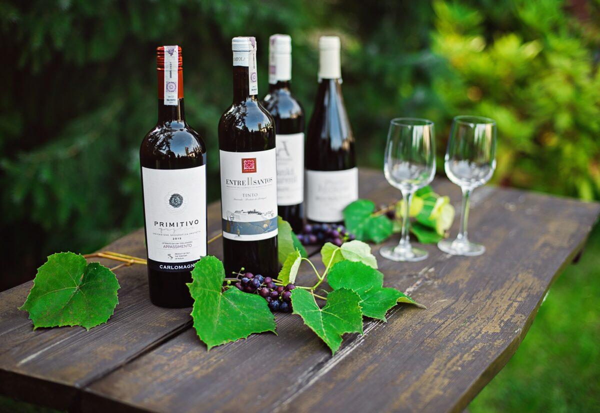 Primitivo – czerwone wino, które zaskakuje