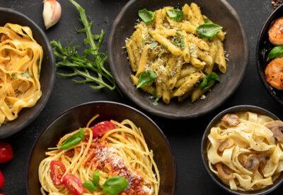 Penne, tagliatelle czy spaghetti – jaki makaron wybrać?
