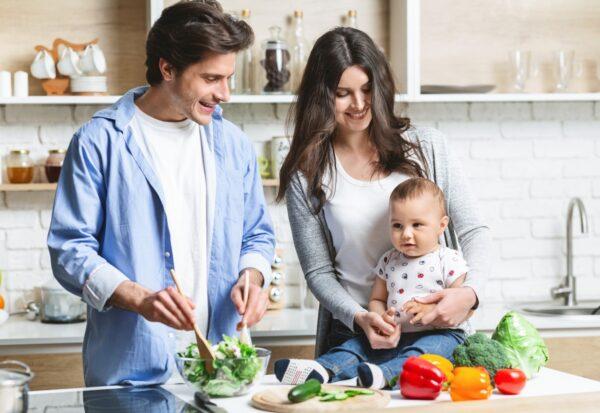 Wege dania dla dzieci - proste wege przepisy dla rodzica i malucha